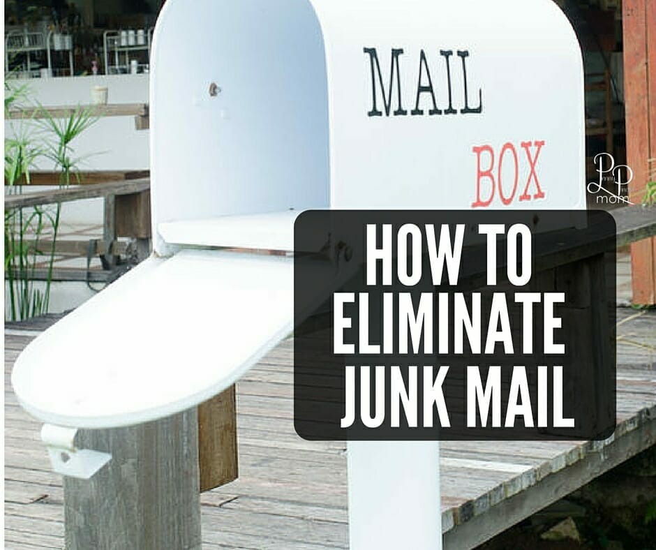 how to stop getting junk mail. Black Bedroom Furniture Sets. Home Design Ideas
