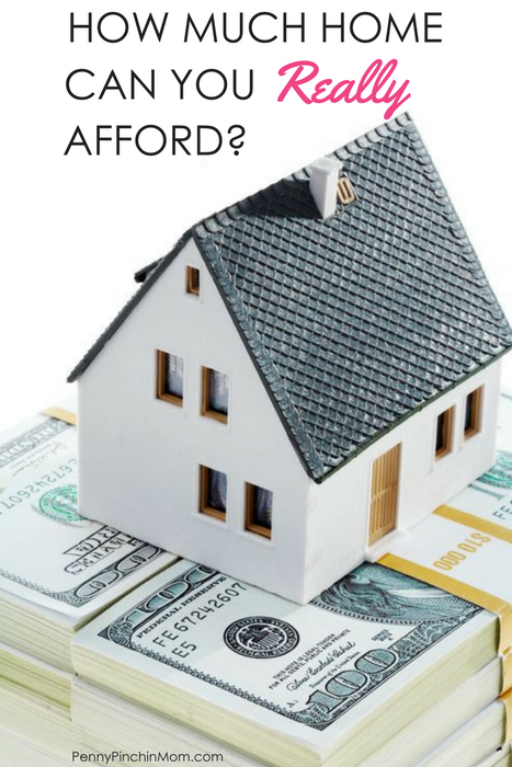 How much home can you afford? Hint: It is not what the bank says