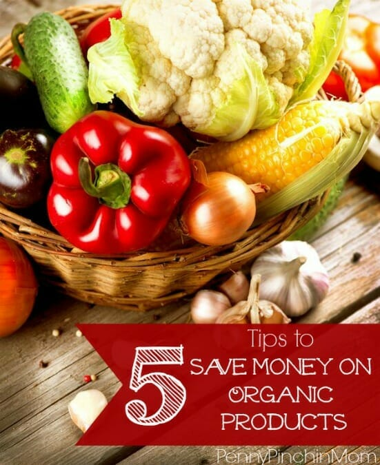Believe it or not you CAN still save money on your organic products!  Find out these amazing Money Saving Tips - to keep your budget in check and your family eating the right foods!!!