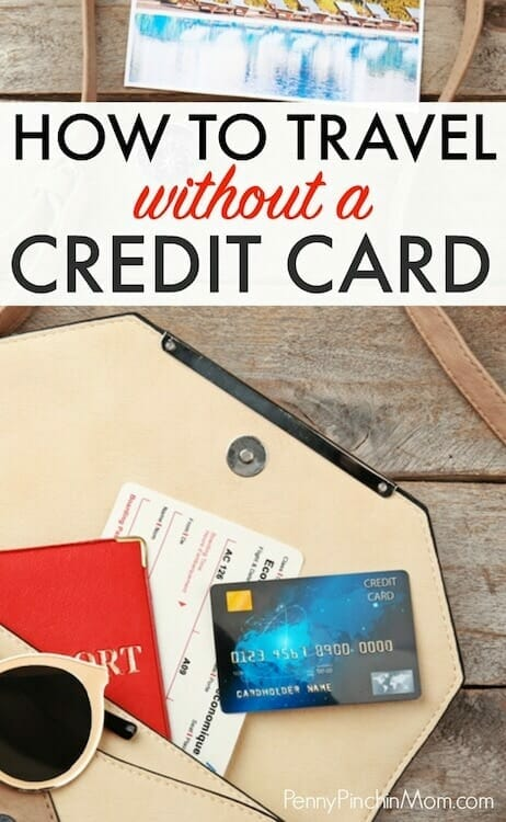 renting a car without a credit card