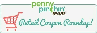 Retail Coupon Roundup - Printable Coupons | www.pennypinchinmom.com #coupons #savemoney #deals