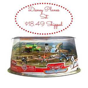 Disney PlanesSet$18.49 Shipped