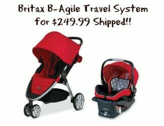 Britax 2014 Travel System for $249.99