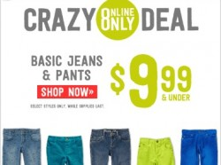 crazy 8 pants sale