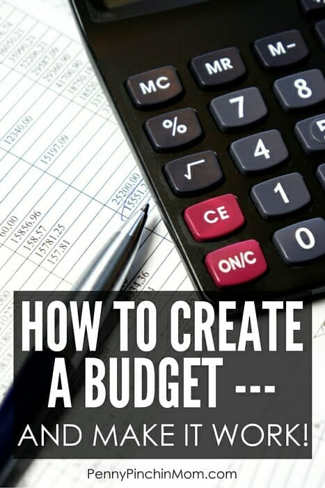You may have heard that you need to have a budget, but don't even know WHERE to start. No worries! This post will help you with some easy tips you can follow to make your own -- and I've even got a FREE NON-SPREADSHEET budget form you can use. Heck - we even do the math for you!