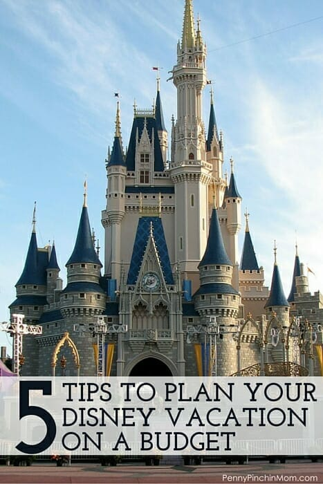 How to Plan a Disney Vacation on a Budget! Before you even CONSIDER planning a trip, read these tips to keep more money in YOUR pocket!