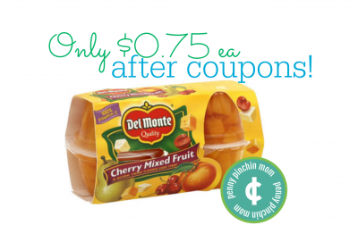 Del Monte Coupons www.pennypinchinmom.com #target