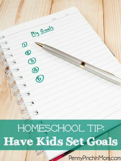 Why Setting Goals Is Important For Homeschooling Parents