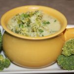broccoli cauliflower soup