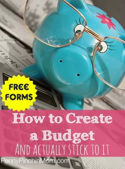 The most important thing you can do for yourself financially is to create a budget. Not just any budget, but one that you can actually follow and use. This can be very scary if you are new to setting one up, but we can help! We have free forms and even a spreadsheet you can use. We walk you through it all, step by step, to help you get your own budget set up! What is great is that our forms even do the calculations for you!!! Get more information on setting up your own budget and your forms by clicking on over!!!