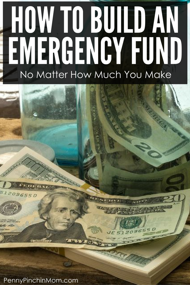 Learning how to build an emergency fund is an important part of your financial plan, budget and paying off debt