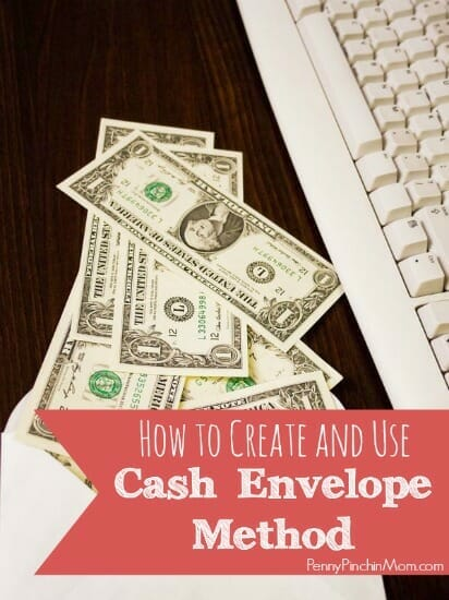 Whether you are in debt or not, you need to track your spending.  The simplest way to do this is with a Cash System.  If you've wanted to try the envelope method, but were not sure how to do it, we can help!  Click on over and get the steps on how to set this up (and even a free tutorial so you can print your own envelopes)!