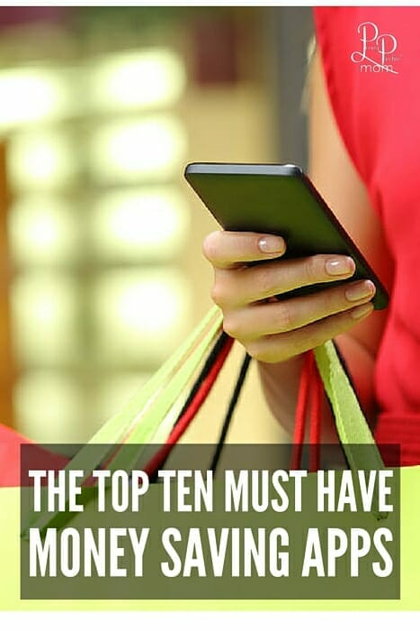 This is a list of the MUST HAVE money saving apps!!!
