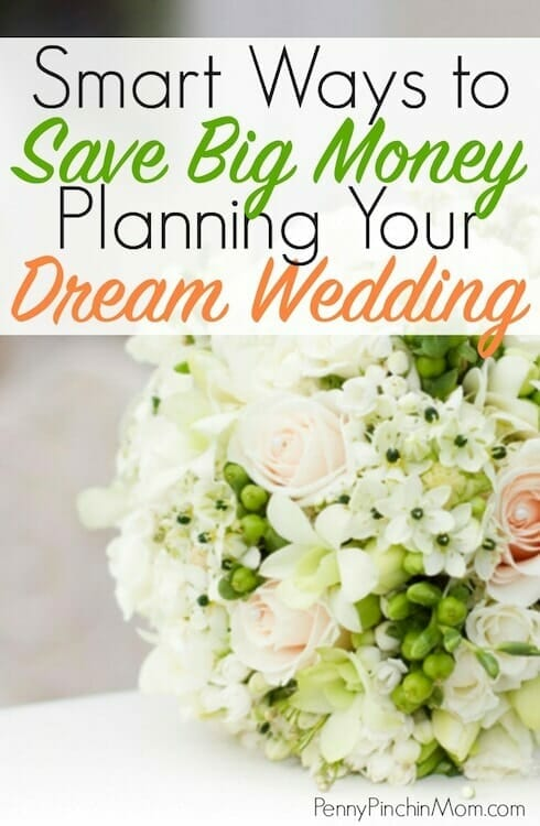 ideas to save money on your wedding