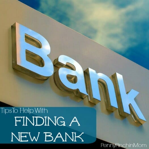 Finding a new bank can be overwhelming. We have tips and things to keep in mind when finding a new bank.