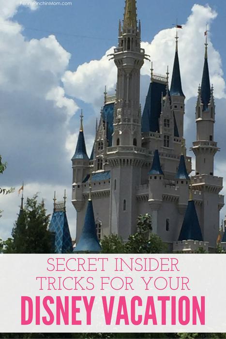 Insider Tips for Disney