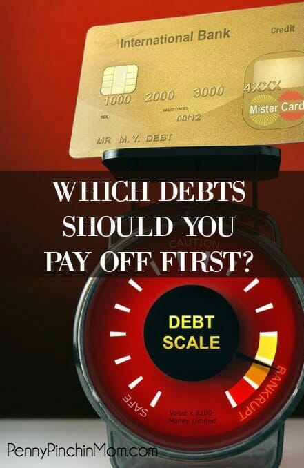 When it comes to couples and money - which debts should you pay off first? You might not agree where to start, so we have the tips to guide you in the right direction.