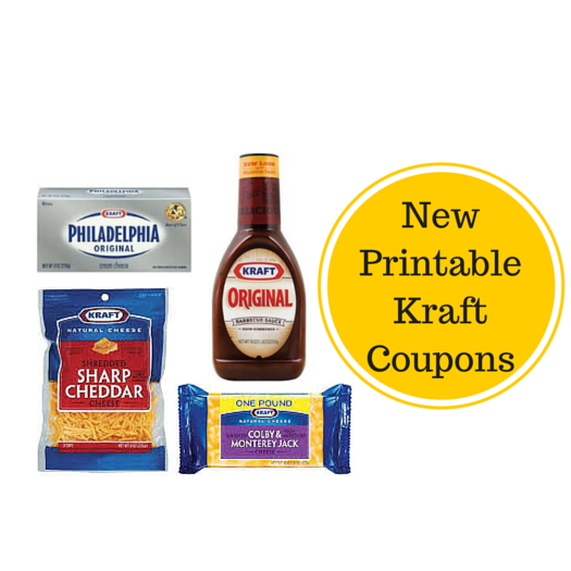 New Printable Kraft Coupons 81415