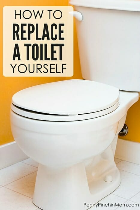 If you find that your toilet needs to be replaced, you might think you need to call a plumber - and pay a LOT of money! You can actually do this yourself! It is really a lot easier than you think - just follow these steps and you'll replace yours in no time at all to learn How to Replace a Toilet!