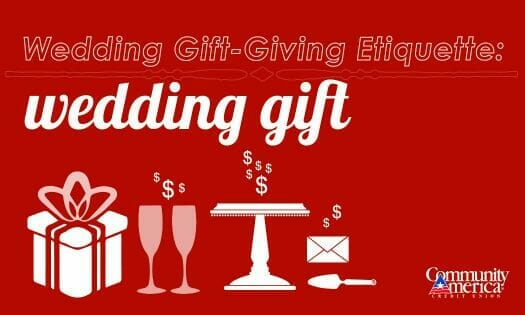 Wedding Gifts Etiquette Rules : Wedding Gifts on the Wedding Day