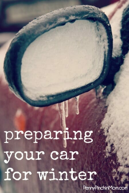 Don't forget to prep your car for winter!  Get these tips so you are ready when the cold wind starts to blow!