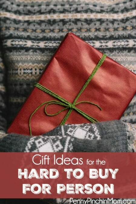 Ever wonder WHAT to buy for someone? We've got THREE easy ideas to help you come up with a gift idea for just about anyone on your list!