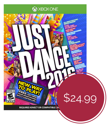best price just dance 2016