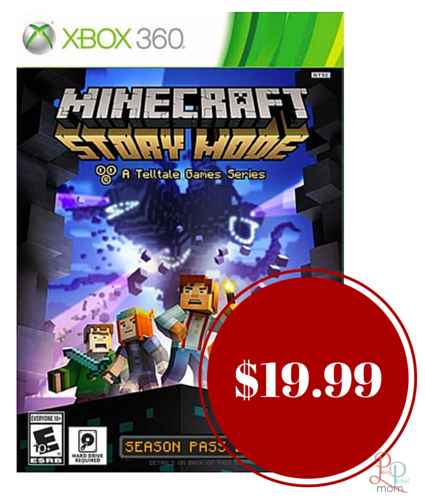 best deal minecraft story mode