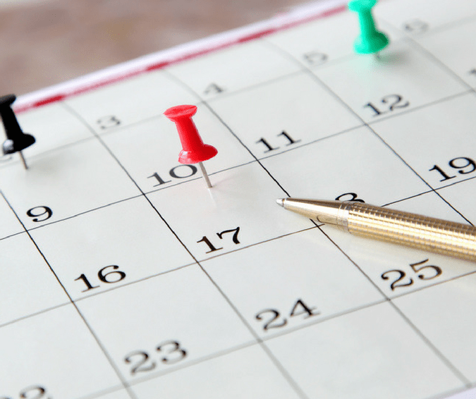 how to change the dates your bills are due