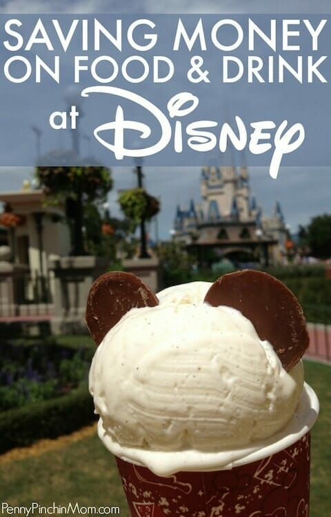 plan a Disney vacation on a budget