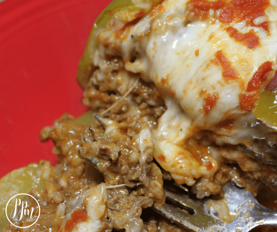 stuffed pepper recipe