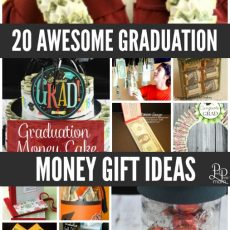 20 Awesome Graduation Money Gift Ideas