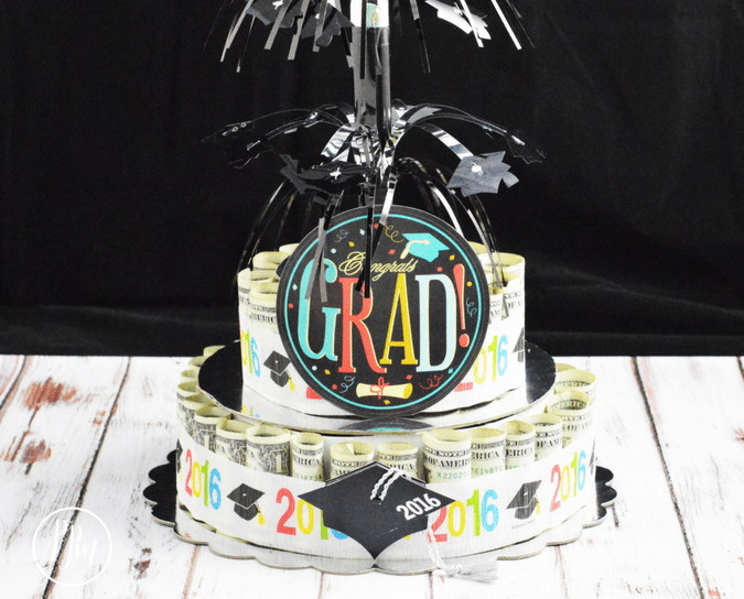 How to Make a Money Cake for Graduation Weddings and More