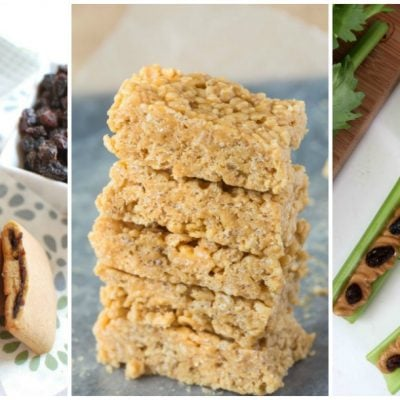 22 Healthy & Delicious After School Snacks