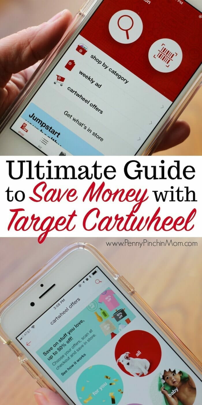 The ultimate guide to using Target Cartwheel whether you have a phone or not