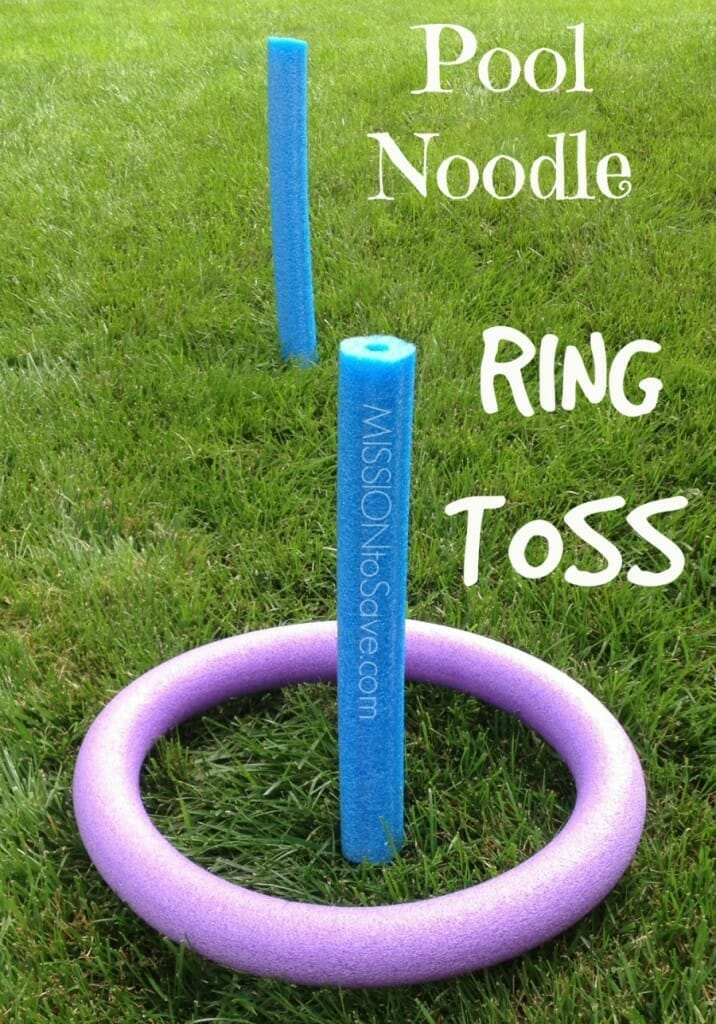 summer outdoor lawn games