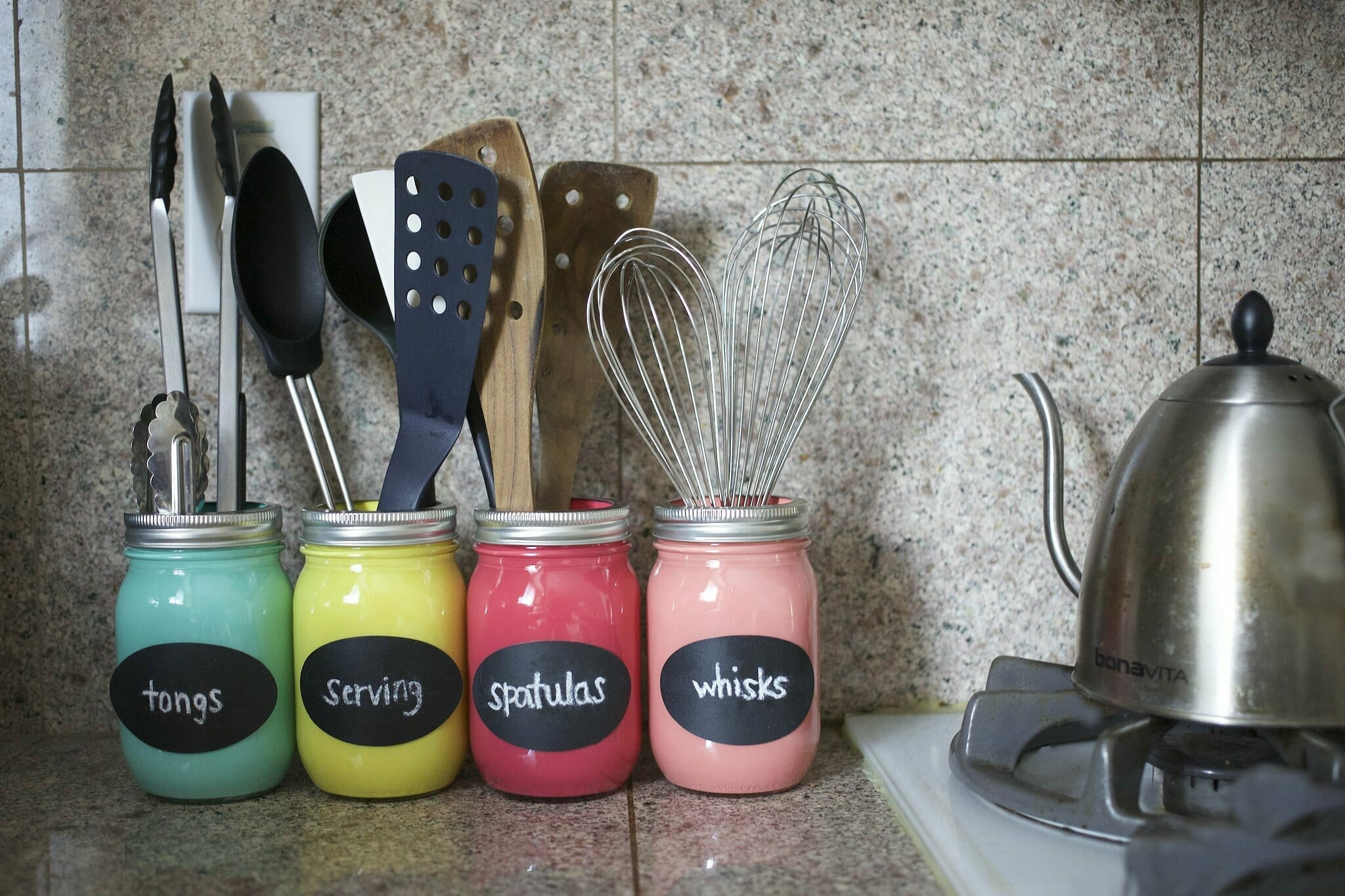 Kitchen Organizing Hacks from the Dollar Store