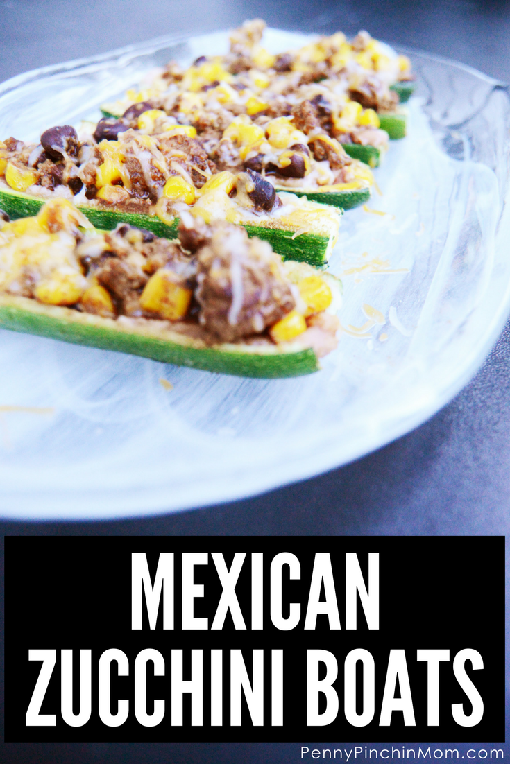Mexican Zucchini Boats | Zucchini Recipes | Low Carb Mexican | Low Carb Recipes | Easy Low Carb Recipes | Healthy Mexican Food |
