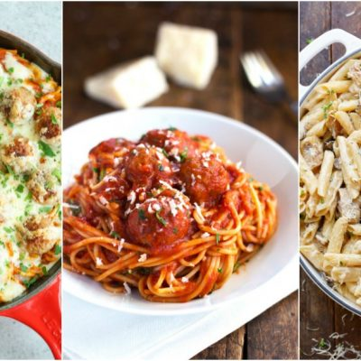 17 Pasta Dinners That The Entire Family Will Love