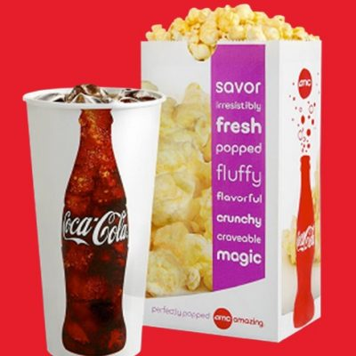 $5 AMC Movie Tickets & $5 Combo Deals