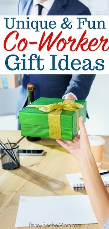 co-worker gift ideas