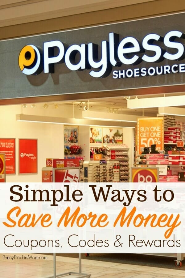 Payless is a great way to save money on toddler shoes, kids shoes -- pretty much shoes for everyone in your entire family!