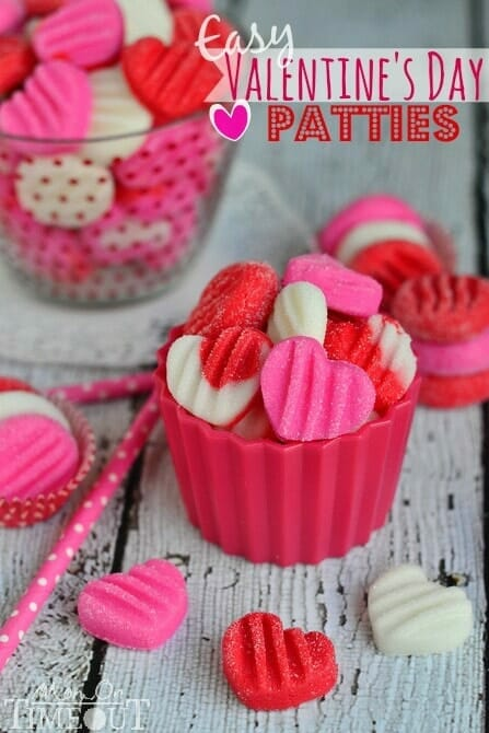 Valentines Day Patties