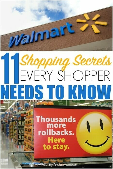 How you can save money at Walmart!