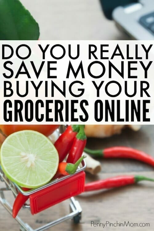Is Online Grocery Shopping Cheaper?